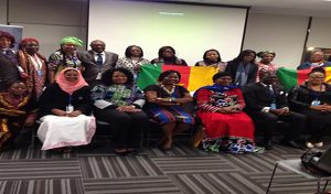 HE/SHE & the Fight Against GBV: 63rd Session of the Commission on the Status of Women