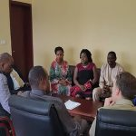 CAMYOSFOP's Inception & Planning Mission to Libreville: The UNSCAR Project