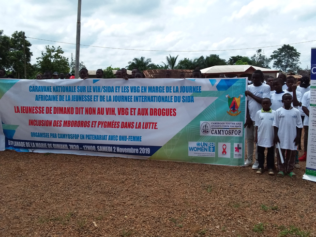 MOBILIZING THE MBORORO AND PYGMY COMMUNITIES ON THE FIGHT AGAINST HIV/AIDS AND GENDER BASED VIOLENCE (GBV)