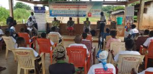 CAMYOSFOP in partnership with UN WOMEN, Train leaders of Associations of Women Living with HIV/AIDS from the Mbororo and Pygmy Communities on Micro projects and financial management.