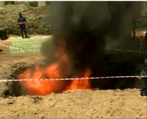 Read more about the article Cameroon Commemorates First Ever Gun Destruction Event