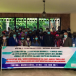 GENDER MAINSTREAMING: FIGHT AGAINST THE ILLICIT PROLIFERATION OF SMALL ARMS AND LIGHT WEAPONS